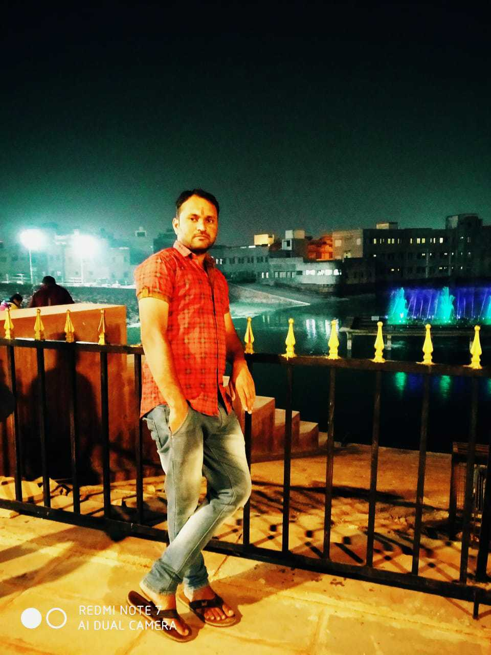 Rakesh Jangid - Animall pratiyogita winner 4